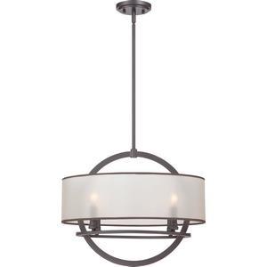 Portland - 4 Light Pendant