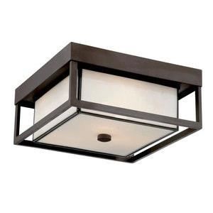 Powell - 3 Light Flush Mount