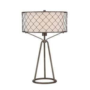 Quoizel - 25.5 Inch 1 Light Table Lamp
