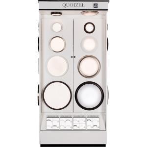 Quoizel - 96 Inch LED 1 Side Flush Mount Display