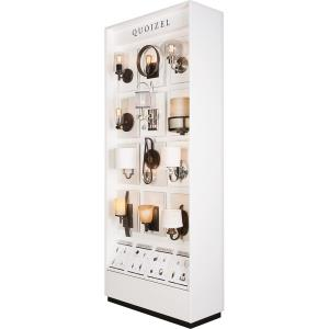 Quoizel - 96 Inch 2 Side Wall Sconce Display