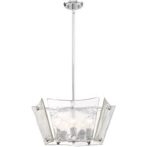 Glaze - 5 Light Large Pendant