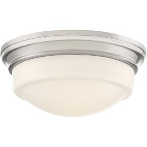 Quoizel - 7.25 Inch 13W 1 LED Flush Mount