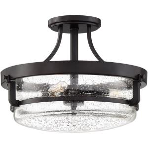 Outpost - 3 Light Semi-Flush Mount
