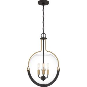 Meloni - 3 Light Pendant