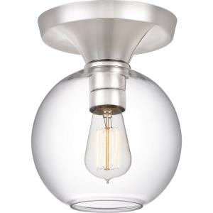 Hawley - 1 Light Semi-Flush Mount