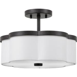 Hydra - 3 Light Semi-Flush Mount