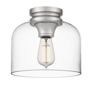 Bethany - 8.25 Inch 1 Light Semi-Flush Mount