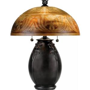 Glenhaven - Two Light Table Lamp