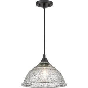 Sanderson - 1 Light Small Mini Pendant