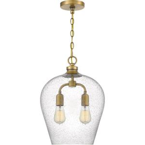 Snowville - 2 Light Mini Pendant