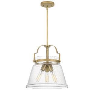 Wimberly - 3 Light Mini Pendant - 15.25 Inches high