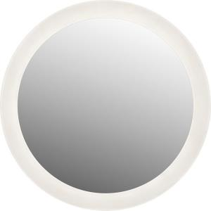 "Intensity - 24"" 24W 1 LED Round Mirror"