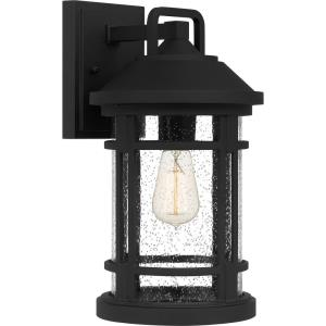 Quincy - 1 Light Large Outdoor Wall Lantern - 15.5 Inches high