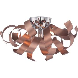 Ribbons - 4 Light Flush Mount