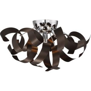 Ribbons - 4 Light Flush Mount
