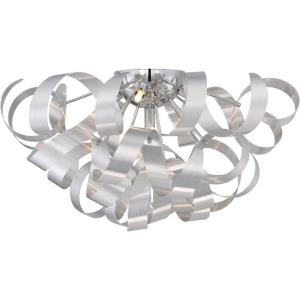 Ribbons - 5 Light Flush Mount