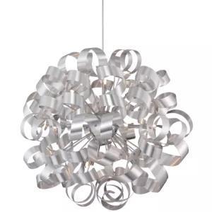 Ribbons - 12 Light Pendant