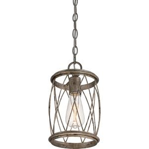 Dury - 1 Light Mini-Pendant