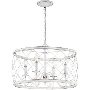 "Dury - 21.5"" Four Light Pendant"