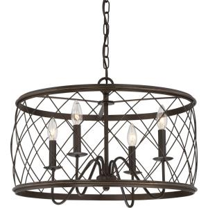 Dury - 14.5 Inch 4 Light Pendant
