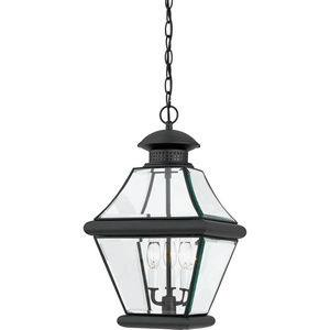 Rutledge - 3 Light Outdoor Hanging Lantern