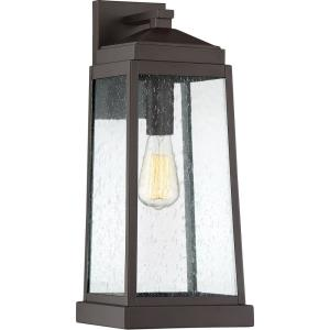 Ravenel 19 Inch Outdoor Wall Lantern Transitional Steel Approved for Wet Locations