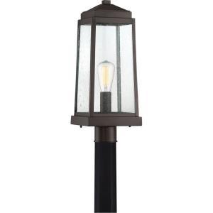 Ravenel - 1 Light Outdoor Post Lantern - 20 Inches high
