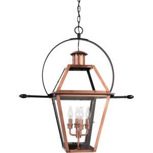 Rue De Royal - 4 Light Hanging Lantern