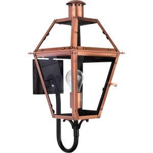 Rue De Royal - 1 Light Wall Lantern - 20.5 Inches high