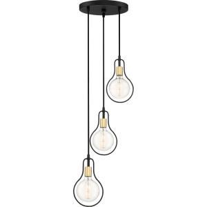 Showcase - 3 Light Pendant