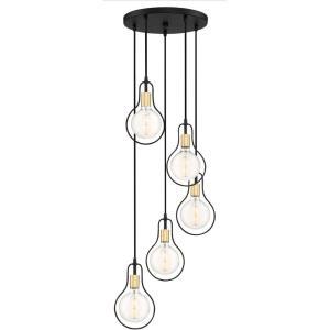 Showcase - 5 Light Pendant