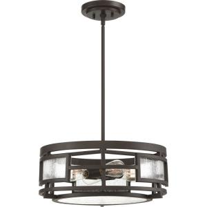 Sector - 4 Light Semi-Flush Mount