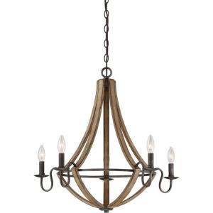 Shire - 5 Light Chandelier