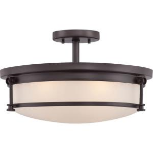 Sailor - 4 Light Semi-Flush Mount