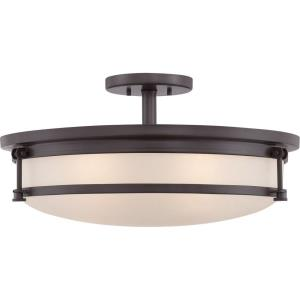 Sailor - 5 Light Semi-Flush Mount