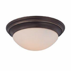 Summit - 1 Light Flush Mount