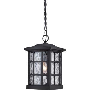 Stonington - 1 Light Outdoor Hanging Lantern - 15 Inches high