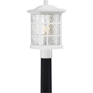 Stonington - 1 Light 100W Large Outdoor Post Lantern