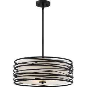 Spiral - 3 Light Large Pendant