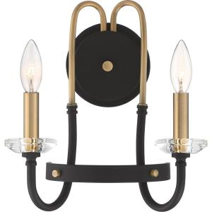 Tanner - 2 Light Wall Sconce