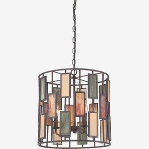 Tiffany - 4 Light Pendant