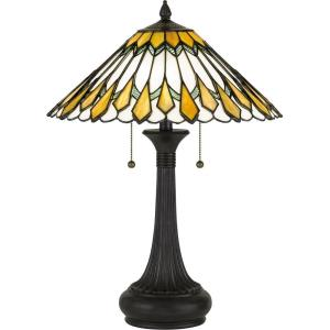 Maddow - 2 Light Table Lamp