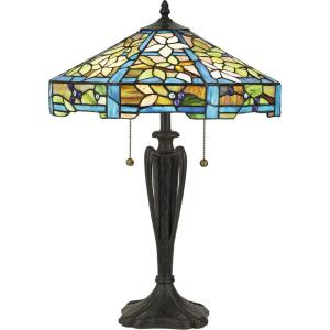 Duffy - 2 Light Table Lamp - 23 Inches high