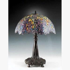 Laburnum - Three Light Table Lamp