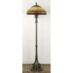 West End - 2 Light Floor Lamp