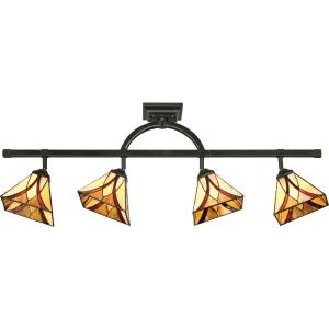 Track Fixture 120Light - 13.5 Inches high