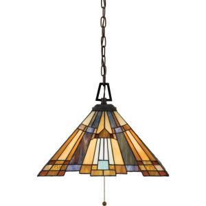 Inglenook Pendant 3 Light - 12.5 Inches high