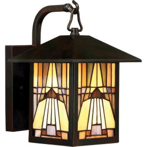 Inglenook - 100W 1 Light Outdoor Small Wall Lantern