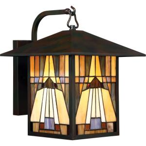 Inglenook - 150W 1 Light Outdoor Large Wall Lantern - 14 Inches high